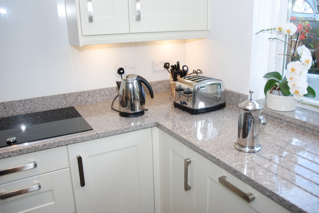 Kitchen Granite, Marble & Quartz Worktop Projects Plymouth