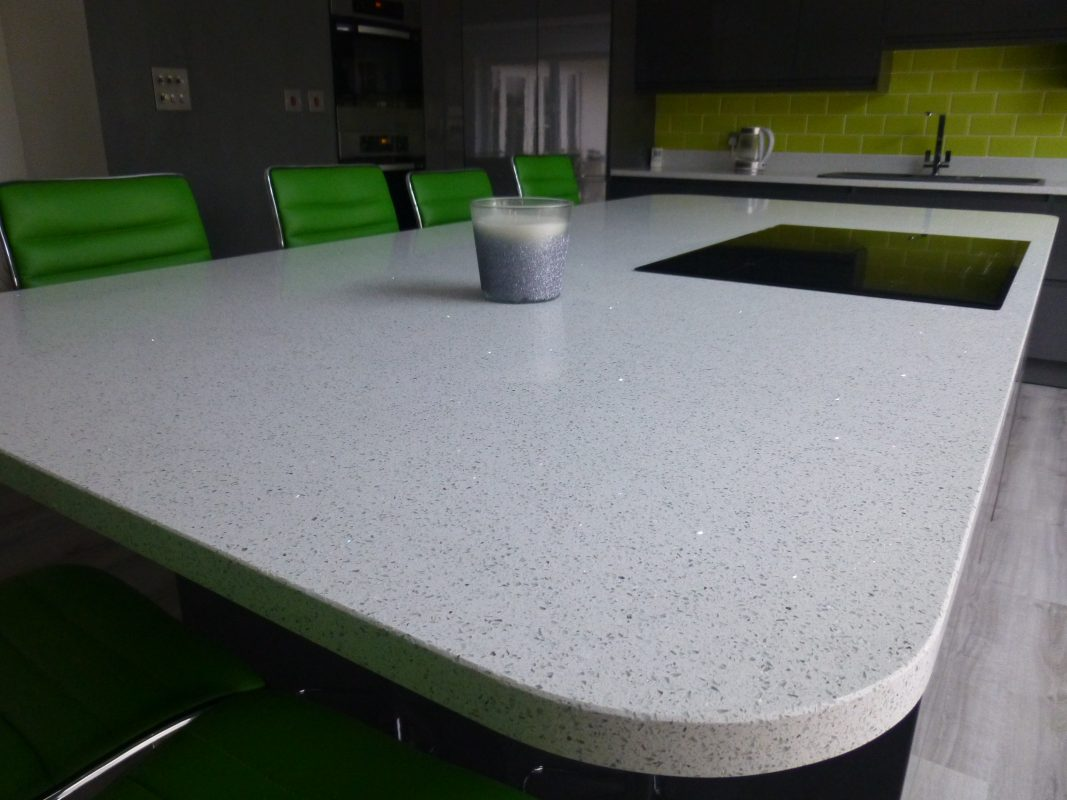 Kitchen Granite, Marble & Quartz Worktop Projects Plymouth